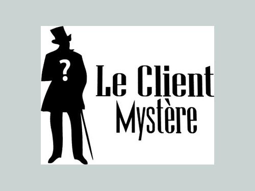 Le client mystère